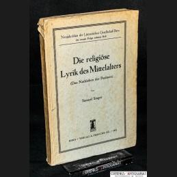 Singer .:. Die religioese...