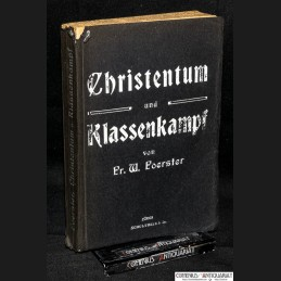 Foerster .:. Christentum...