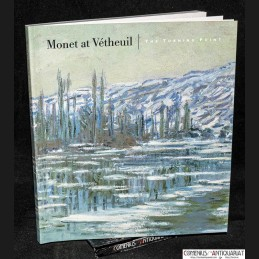 Monet at Vetheuil .:. The...